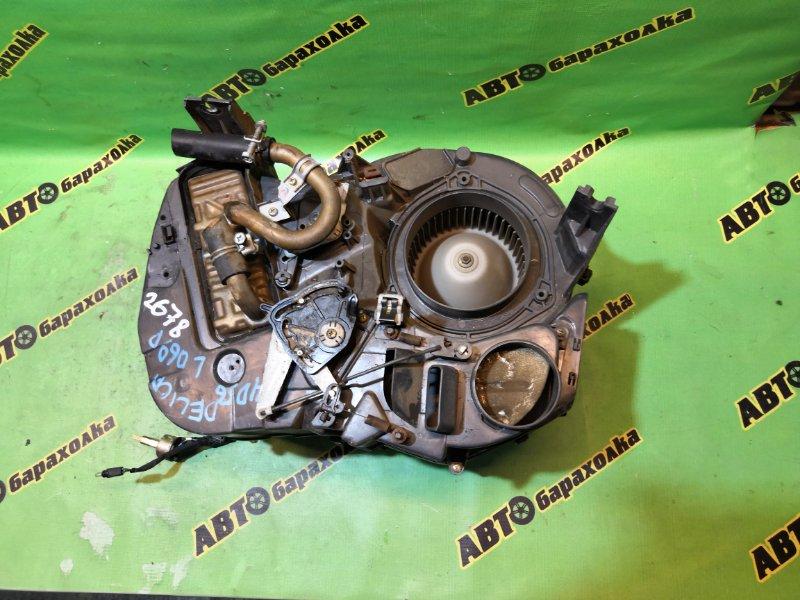Корпус печки Mitsubishi Delica L039 4D56