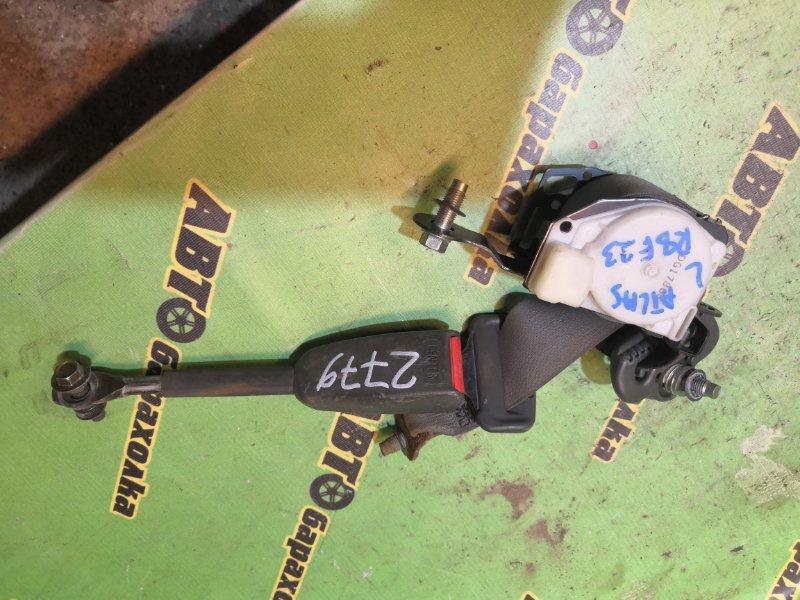 Ремень безопасности Nissan Atlas R8F23 N2F23 передний левый