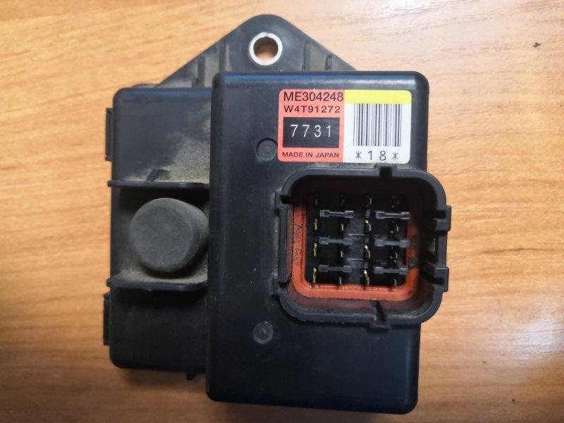 Блок привода дросселя Mitsubishi Fuso FK64 6М60