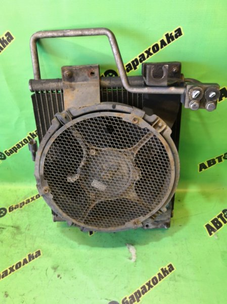 Радиатор кондиционера Isuzu Elf NHR69 4JG2