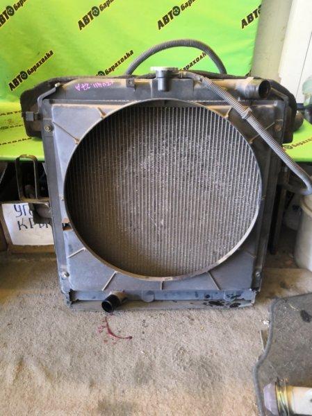 Радиатор основной Hino Dutro XZU411 S05D