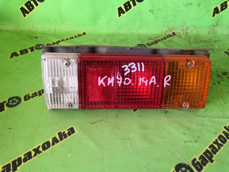 Стоп-сигнал Toyota Lite Ace KM70 7K правый
