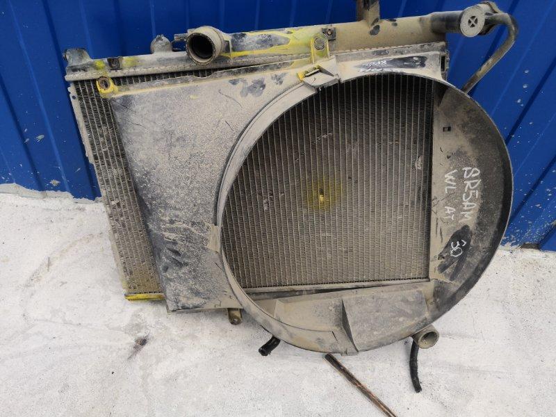 Радиатор основной Mazda Bongo Brawny SD5A WL