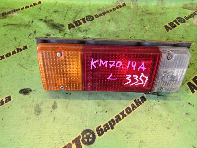 Стоп-сигнал Toyota Lite Ace KM70 7K левый