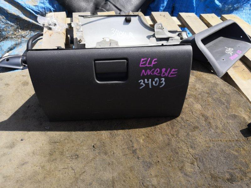 Бардачок в панель Isuzu Elf NKR81 4HL1