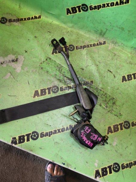 Ремень безопасности Isuzu Elf NKR66E 4HF1 передний левый