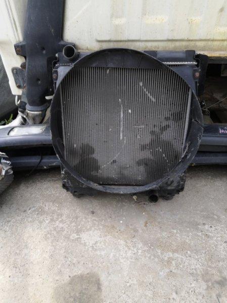 Радиатор основной Mitsubishi Canter FE83DEN 4M50