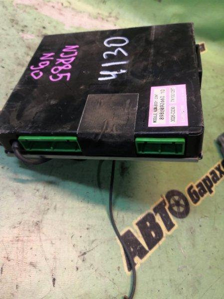 Блок управления Isuzu Elf NJR85 4JJ1