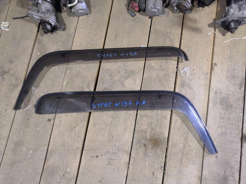 Ветровики комплект Mazda Titan SYF6T RF