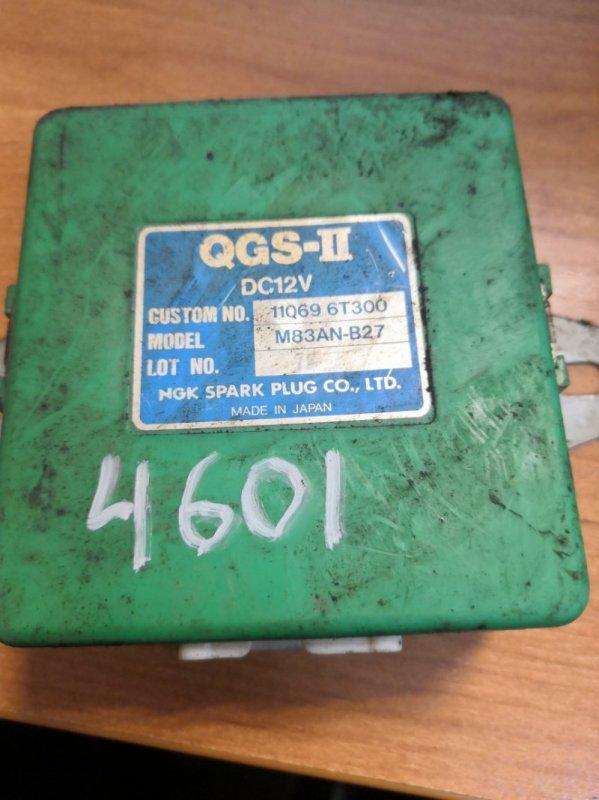 Блок управления Nissan Atlas R4F23 QD32