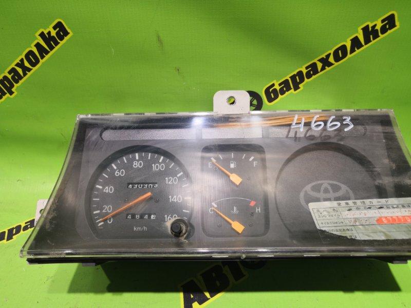 Панель приборов Toyota Lite Ace CM85 3C