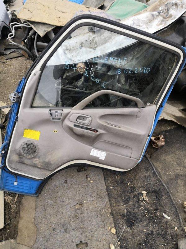 Дверь Hino Dutro XZU414 N04C передняя правая