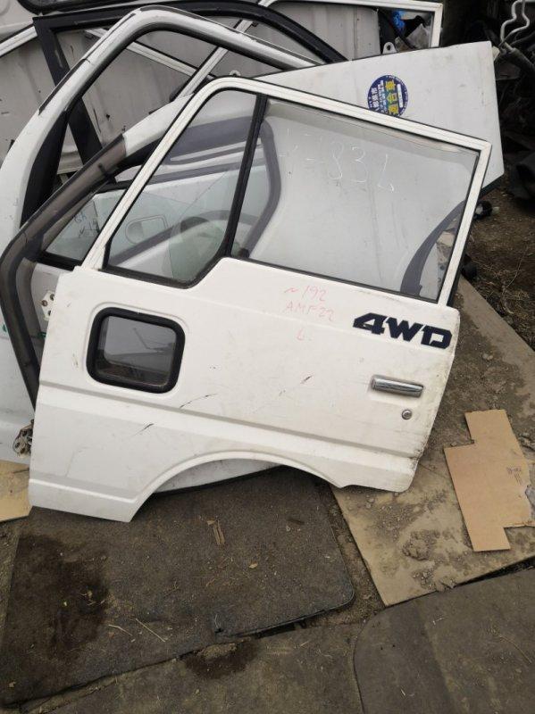 Дверь Nissan Atlas AMF22 TD27 передняя левая