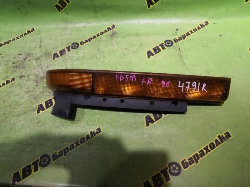 Повторитель поворота Mitsubishi Canter FB511B 4M40 правый