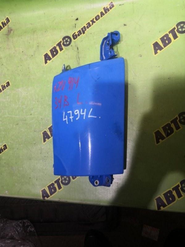 Крыло Hino Dutro XZU414 N04C левое
