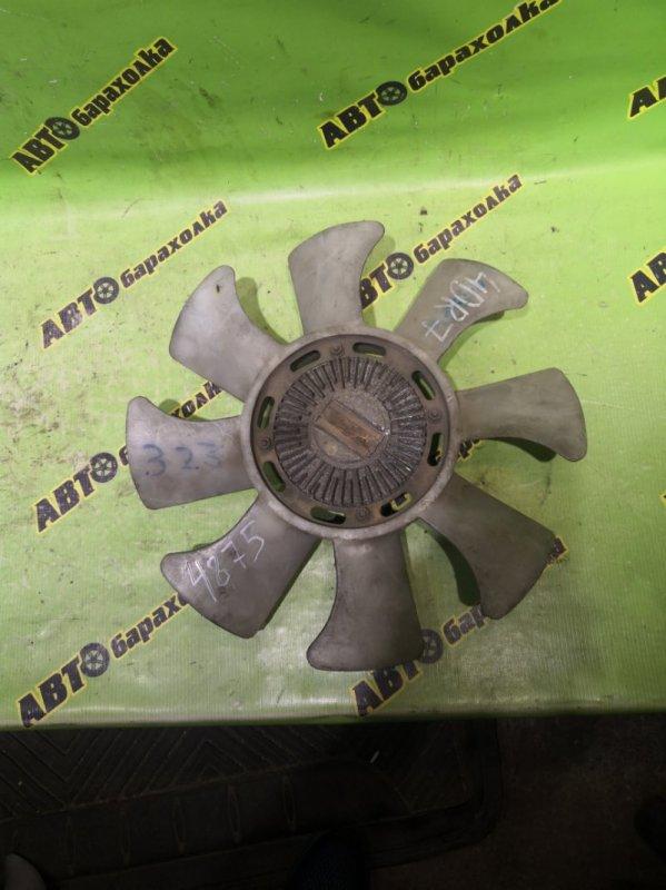 Вентилятор с вязкостной муфтой Mitsubishi Canter FB300 4DR7