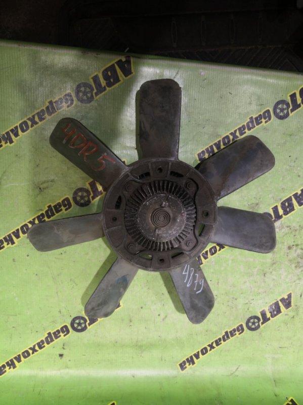 Вентилятор с вязкостной муфтой Mitsubishi Canter FB300 4DR5