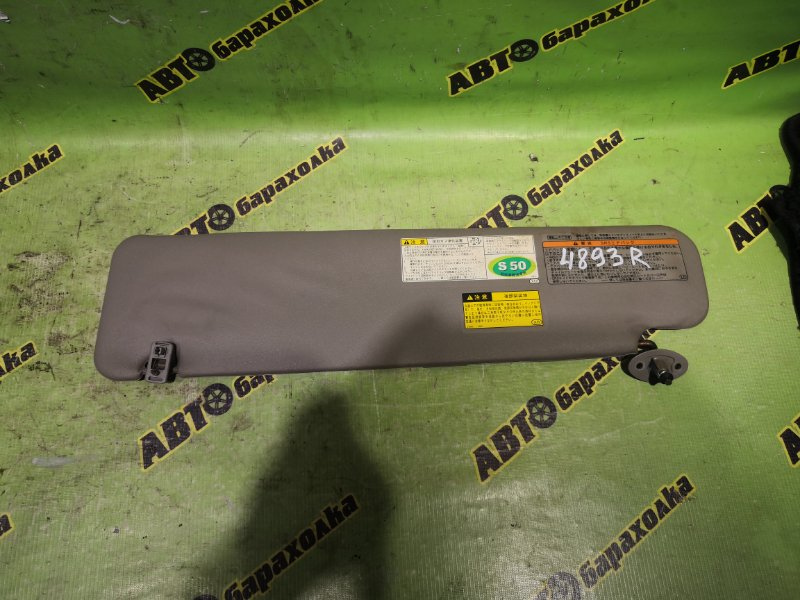 Козырек солнцезащитный Hino Dutro XZU414 правый