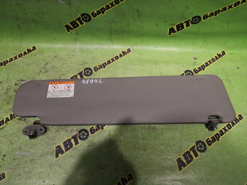 Козырек солнцезащитный Hino Dutro XZU414 левый