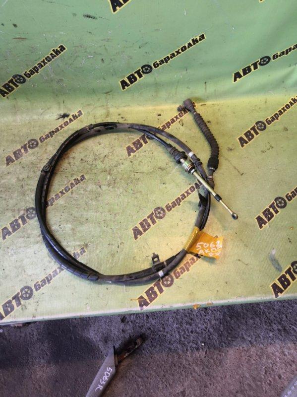 Трос переключения акпп Toyota Toyoace LY280 5L 2001