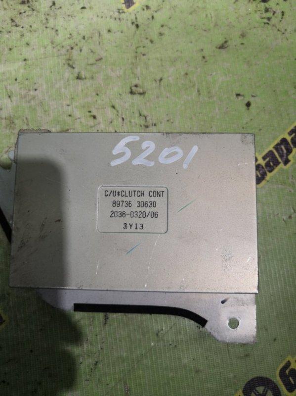 Блок управления Isuzu Elf NKR81 4HL1