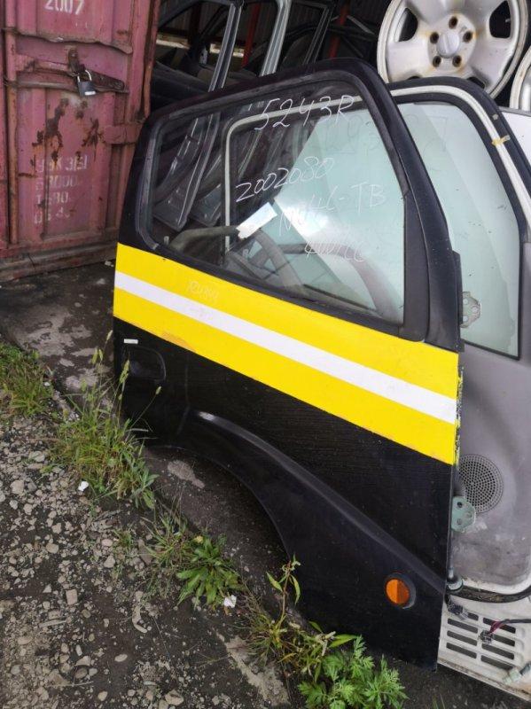 Дверь Hino Dutro XZU344 N04C 2003 передняя правая