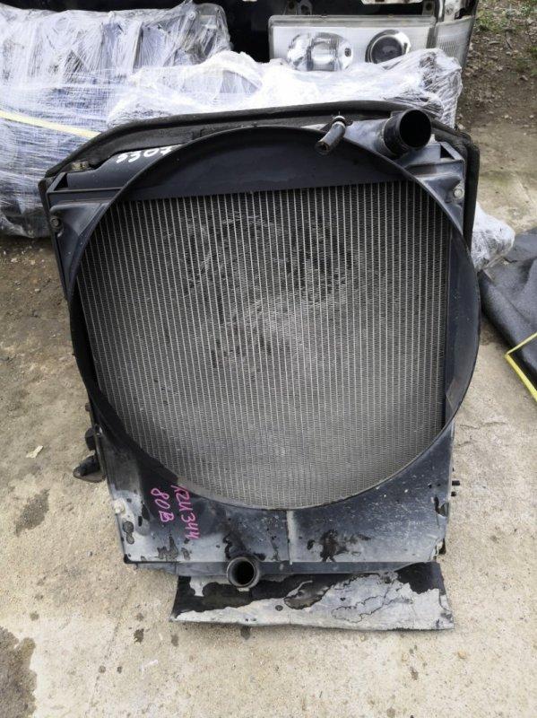 Радиатор основной Hino Dutro XZU344 N04C 2003