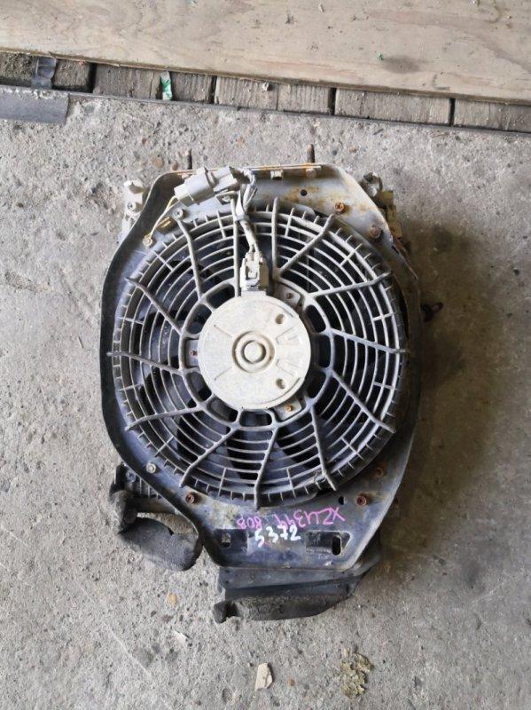 Радиатор кондиционера Hino Dutro XZU344 N04C 2003
