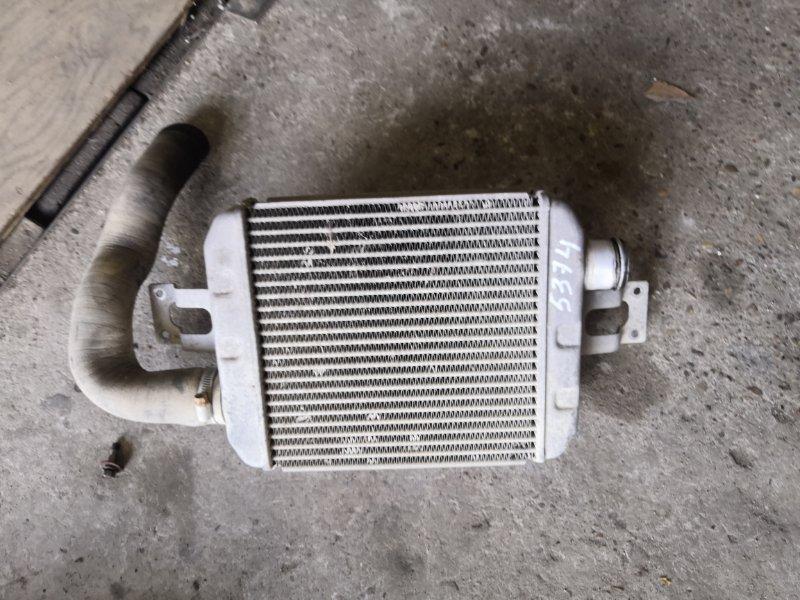 Интеркулер Hino Dutro XZU344 N04C 2003