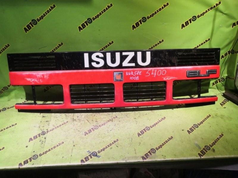 Решетка радиатора Isuzu Elf NKR58E 4BE1