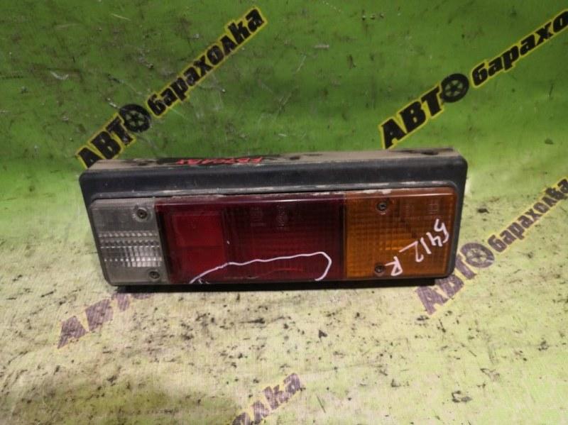 Стоп-сигнал Mitsubishi Canter FB70 4M40 2002 левый
