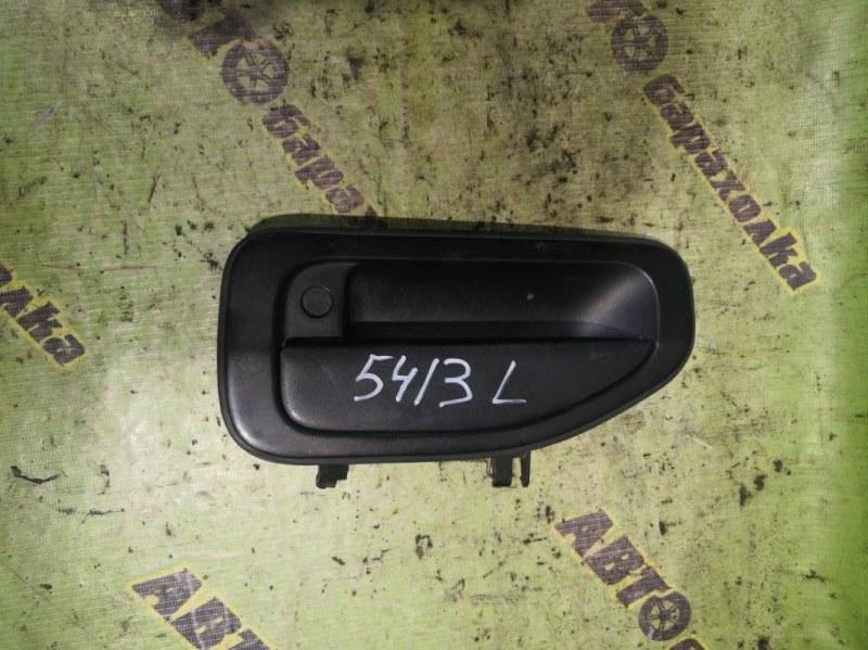 Ручка двери внешняя Mitsubishi Canter FB70 4M40 2002 левая