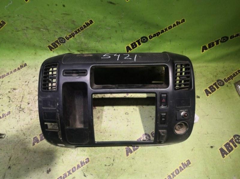 Консоль магнитофона Hino Dutro XZU344 N04C 2003