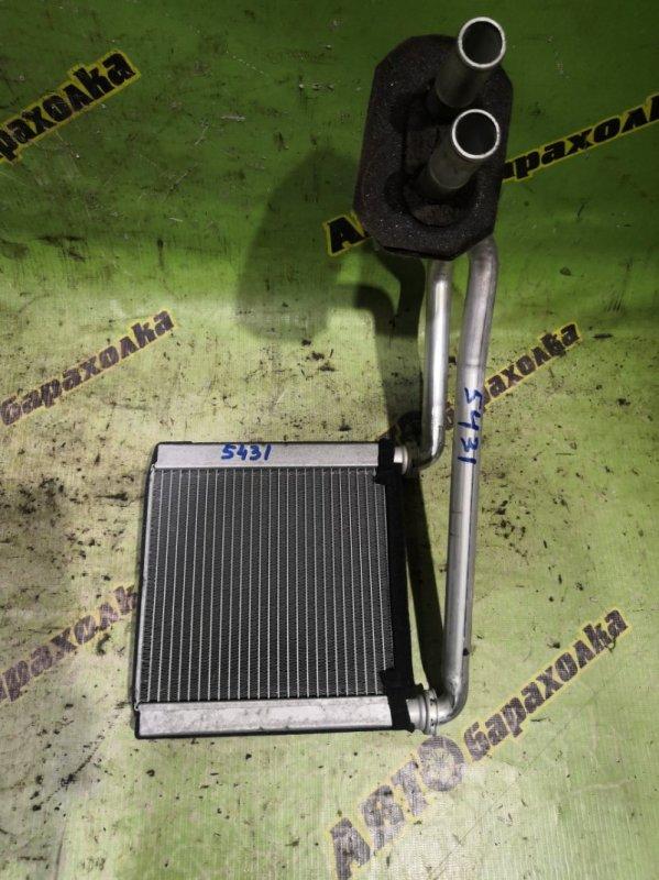 Радиатор печки Mazda Titan SYE6T FE 2009