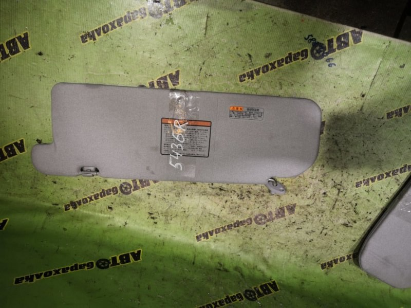 Козырек солнцезащитный Mazda Titan SYE6T FE 2009 правый