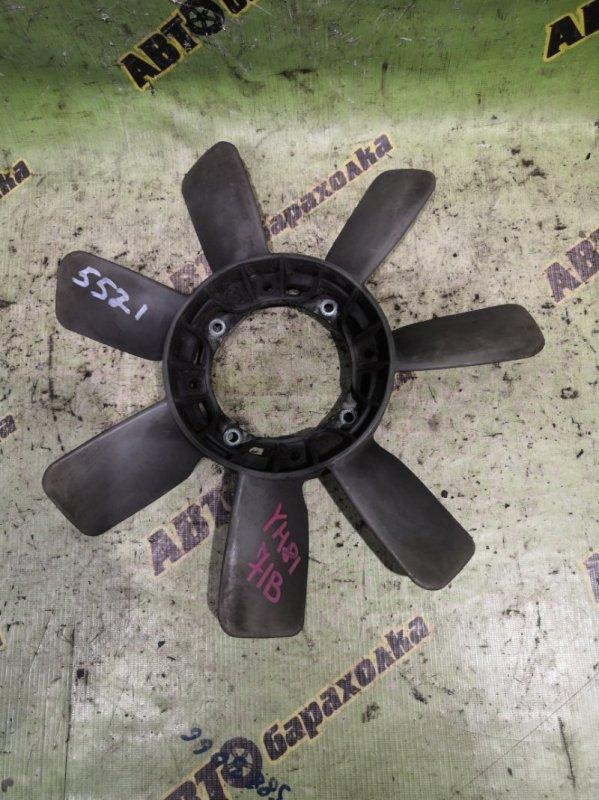 Вентилятор вязкомуфты Toyota Hiace YH81 2Y 1995