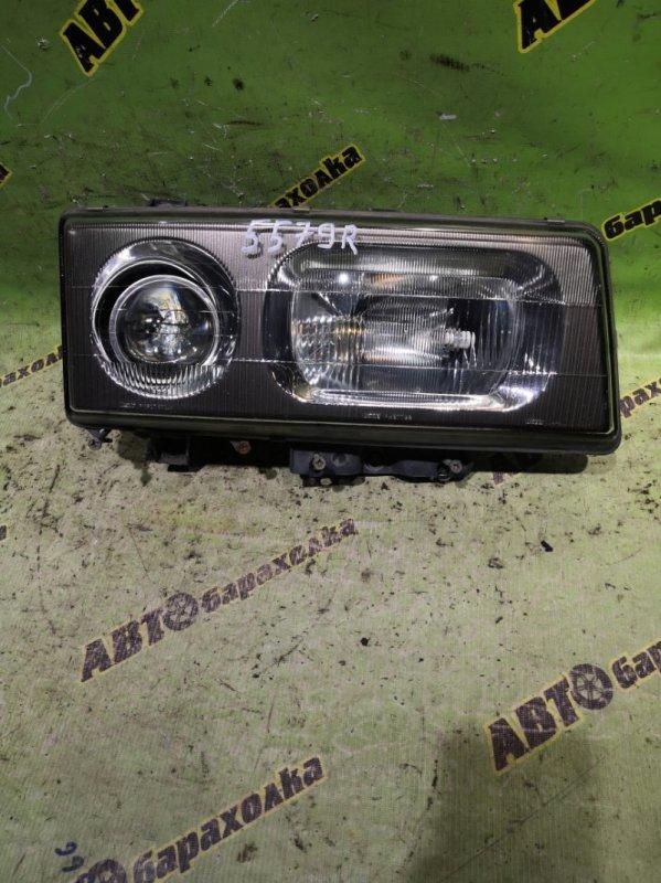 Фара Mitsubishi Fuso FK61 6D14 1999 правая