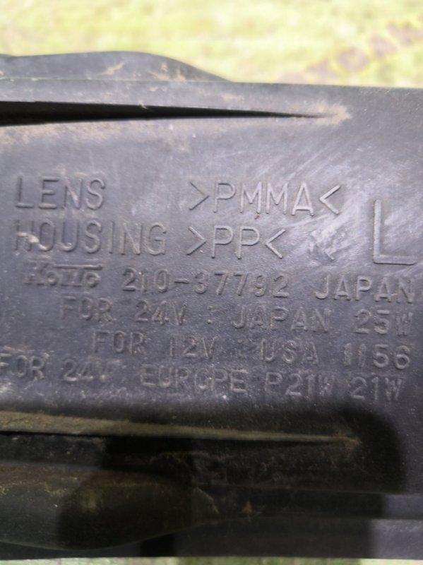 Повторитель поворота Mitsubishi Fuso FK61 6D14 1999 правый