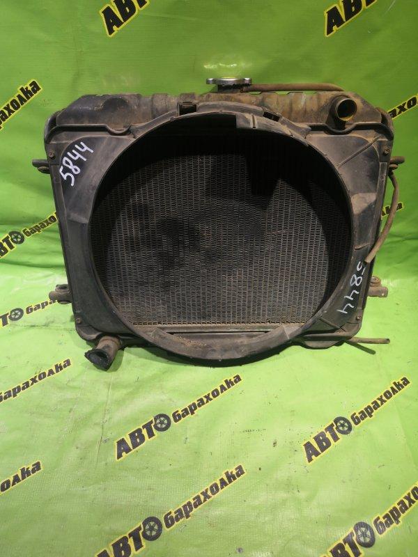 Радиатор основной Nissan Vanette PJC22-012928 A15(S) 1990