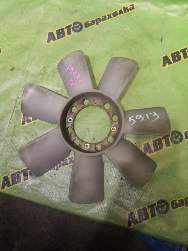 Вентилятор вязкомуфты Nissan Vanette PJC22-012928 A15(S) 1990