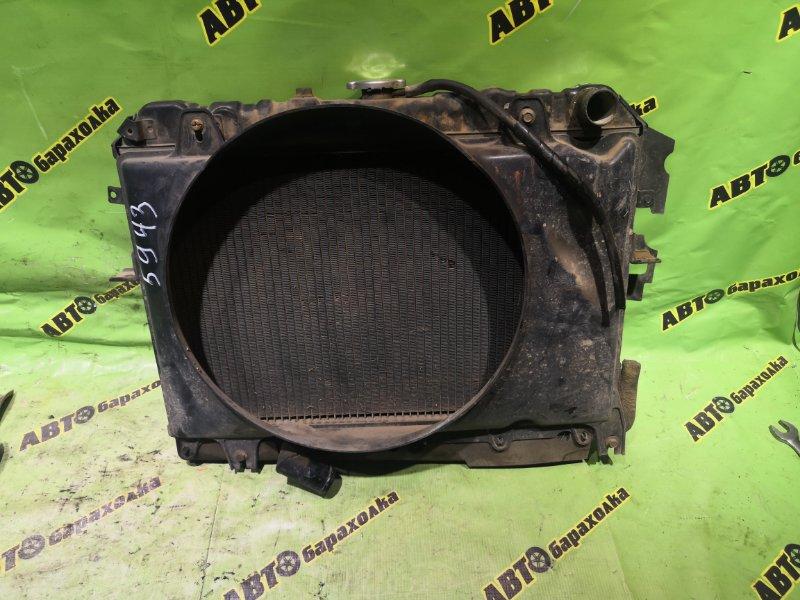 Радиатор основной Mazda Bongo SE88M F8 1995