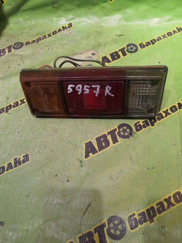 Стоп-сигнал Mazda Bongo SE88M F8 1995 правый