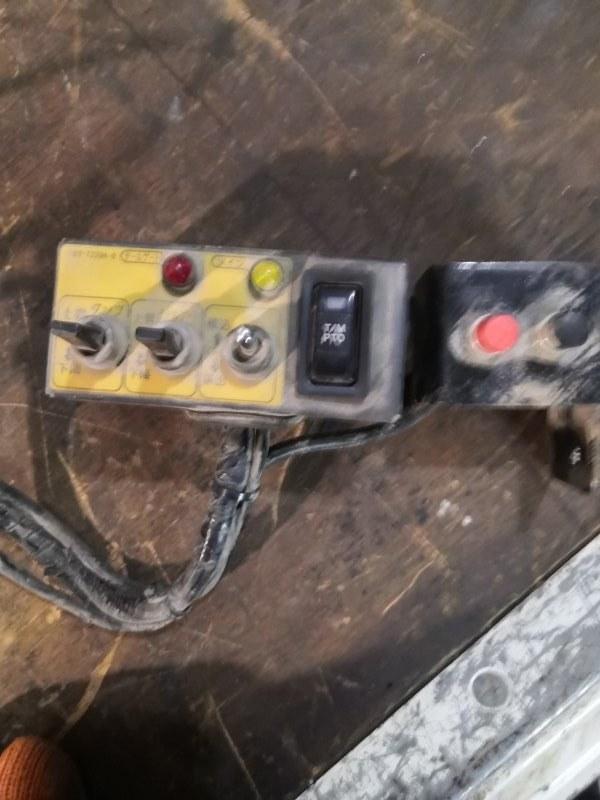 Блок управления Hino Ranger GD7.FC1
