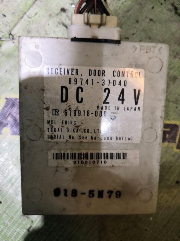 Блок управления Toyota Dyna BU301 4B 2001