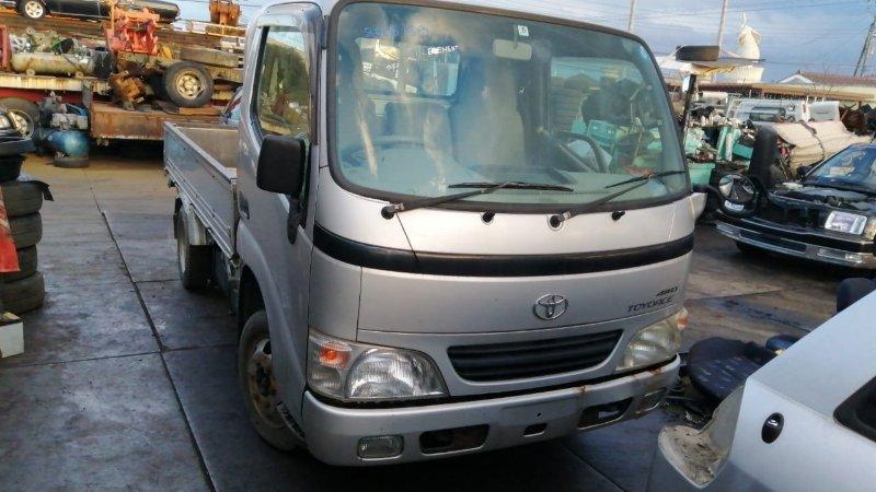Кабина Toyota Toyoace KDY280 2KD 2006