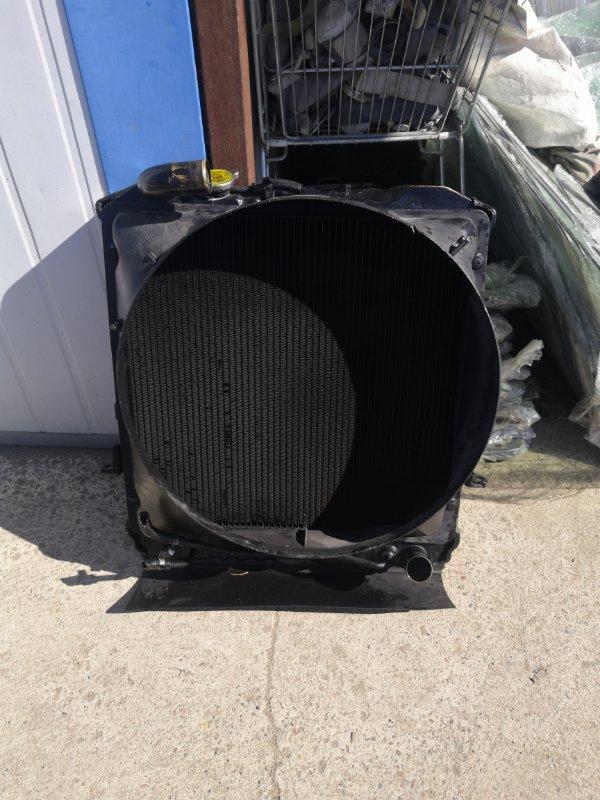 Радиатор основной Isuzu Elf NHR69-7009891 4JG2 2006