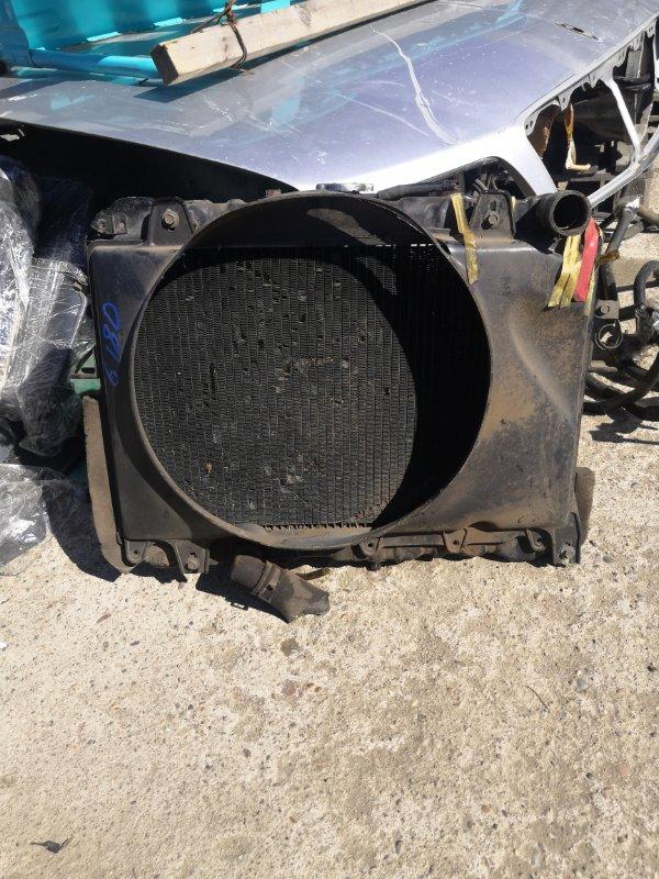 Радиатор основной Mazda Bongo SE88M F8