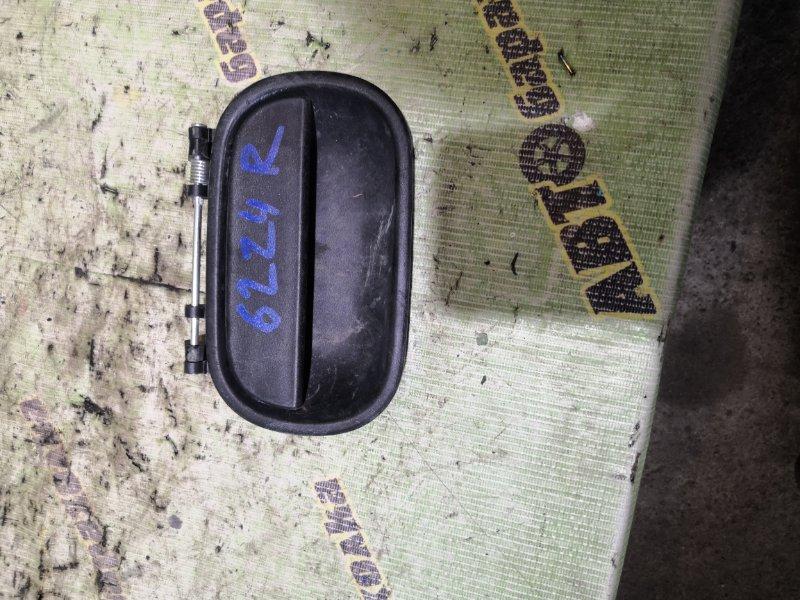 Ручка двери внешняя Isuzu Elf NHR85 правая
