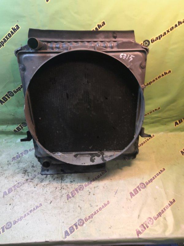 Радиатор основной Isuzu Elf NKR66E 4HF1 1993