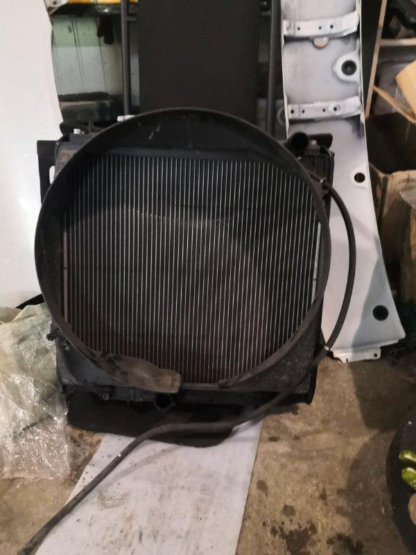 Радиатор основной Toyota Dyna TRY230 1TR 2017